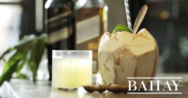 World Class Cocktails at Home - The Bahay